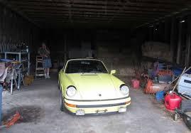 porsche 911 for sale craigslist 1976 porsche 911 barn find find home in sweden dave knows cars