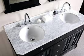 48 Bathroom Vanity With Granite Top Sinks Double Sink Vanity Top 48 60 Inch White Bathroom X 22
