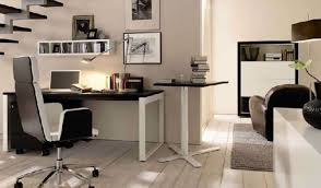 desk minimalist amusing art black desk return tremendous house office desk