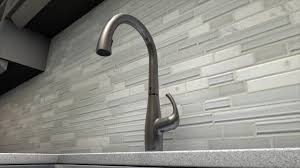 modern kitchen faucets stainless steel kitchen design best kohler sensate touchless kitchen faucet with