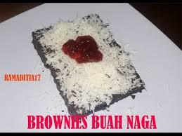 cara membuat brownies kukus buah naga resep cara membuat brownies cokelat buah naga merah enak lembut