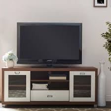 home theater tv stand southern enterprises thomas walnut entertainment center ms9872