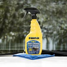 Rain X For Shower Doors by Amazon Com Rain X 5071268 2 In 1 Glass Cleaner And Rain Repellant