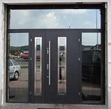 surprising modern aluminium front doors 28 for home design