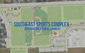 Spokane Map Se Sports Complex Information U0026 Public Comment City Of Spokane