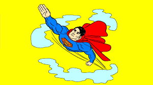 superman paint and colour games online superheroes painting