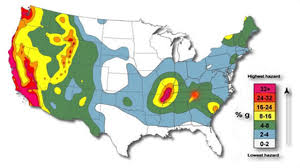 Washington State Earthquake Map by Us Threatened By Future Mega Earthquake Youtube