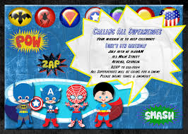 Invitation Card For Pool Party Amazing Superhero Pool Party Invitations Hd Picture Ideas For Your