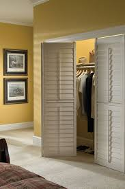 Shutter Doors For Closet Closet Door Shutter K To Z Window Coverings
