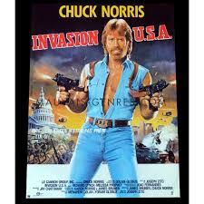 Richard Norris by Invasion Usa Movie Poster