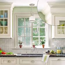 cabinet trim kitchen sink photo tria giovan thisoldhouse from 39 crown