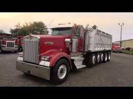 kenworth w900l trucks for sale 2002 kenworth w900l dump truck for sale youtube