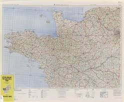 map for europe road maps allied forces topographic maps perry castañeda