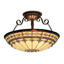 copper flush mount light titan lighting ring 3 light burnished copper ceiling semi