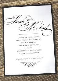 formal invitations wedding invitations formal wedding invites timeless