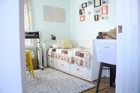 Single Bedroom Alluring Bedroom For Teenage Girls With Ikea Decor Showcasing