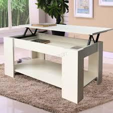 coffee table lift up coffeee mechanism amazon with storage