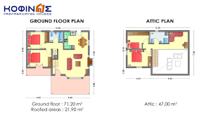 1 story house with attic is 118 habitable space of 118 20 m