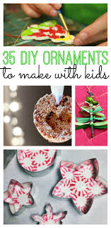 35 diy ornaments to make with