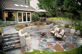 Rustic Firepit Rustic Landscaping Dos Don Ts Landscaping Network
