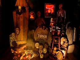 cheap ideas for a scary haunted house house and home design