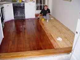 best method for treating a butcher block counter top old town home
