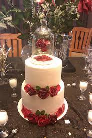 wedding cake beauty and the beast wedding ideas pinterest