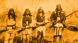 native americans invented our gun culture u2014and yes we stole that too