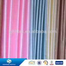 White Satin Curtains Adorable White Satin Curtains Decor With 100polyester Woven