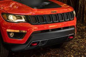 red jeep compass new jeep compass pictures 1 auto express