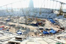 british man dies working on stadium for 2022 world cup in qatar