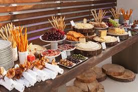 rustic buffet table food ideas u2013 bridalore