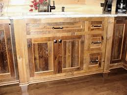 Reclaimed Barn Wood Furniture Barnwood Kitchen Cabinets Classy Inspiration 5 Reclaimed Barn Wood