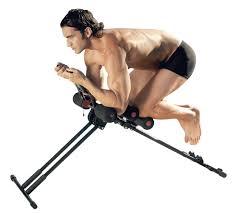 5 mins shaper power fit ab rocket coaster total gym fitness