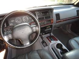 grey jeep grand cherokee interior for sale 1998 jeep grand cherokee limited 5 2 v8