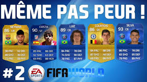 Diego Costa Meme - fifa world m礫me pas peur 2 diego costa tots youtube