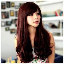 invierno 2016 color de pelo rojo de tendencia tendencias de color marrón pelo rojo violeta brown color de cabello
