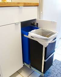 Kitchen Recycling Bins For Cabinets 10 Best Trash Bins Images On Pinterest Trash Bins Recycling