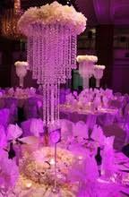Wedding Chandelier Centerpieces Popular Standing Chandelier Centerpieces Buy Cheap Standing
