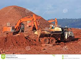 diggers and dump truck stock photo image 51081699