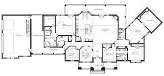 ranch style homes floor plans house plans