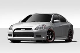 nissan sentra body kit 108855 2010 2012 nissan altima 4dr duraflex gt r body kit 4 piece