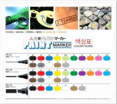 uni mitsubishi px 20 paint marker writing pen tyre pen fine tip