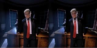 trump at 2am the new oval office in virtual reality
