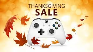microsoft discounts xbox 360 and xbox one titles for thanksgiving