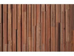 outdoor wood wall wood 3d wall claddings archiproducts