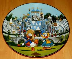 40th anniversary plates collector plate from disneyland s 40th anniversary series issue 3
