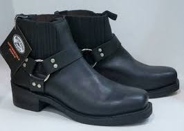 short black motorcycle boots scorpion rebel boots short black