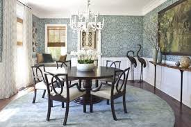 Round Rug Dining Room by Dining Room Painting Ideas Fabric Rug Flower Vase Round Dining