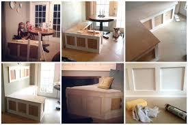 corner breakfast nooks nook furniture with storage
